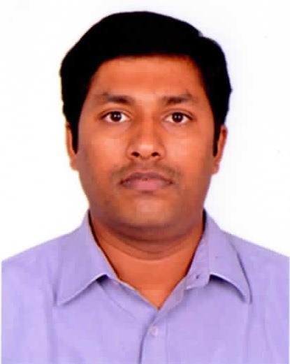 """Dr. Ramesh L. Gardas  <br/>Department of Chemistry, IIT - Madras, Chennai <br/>E-mail: <a href=""""mailto:gardas@iitm.ac.in"""">gardas@iitm.ac.in</a>"""